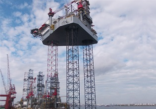 ENSCO Jack-Up Rigs